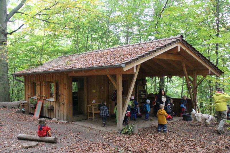 Tagesablauf Waldkindergarten Pforzheim E V